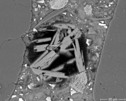 MC-RIM PW - snímek z rastrovacího mikroskopu